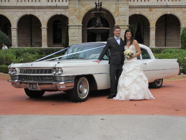 Cadillac Limousines - Sydney Mustangs Wedding & Hire Cars